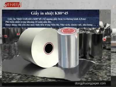Giấy in bill K80
